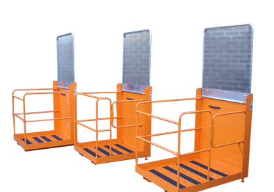 FORK MOUNTED SAFE ACCESS PLATFORMS