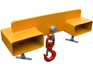 ADJUSTABLE CRANE HOOK