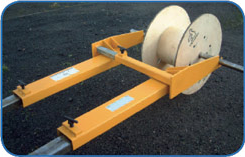 Cable Drum Handler