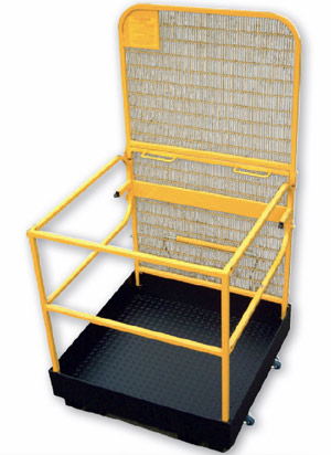 Folding Safe Access Platforms