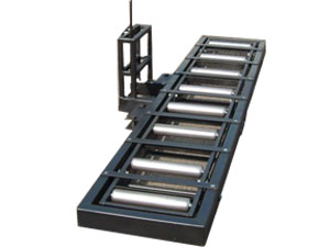 CARPET ROLLER FRAME